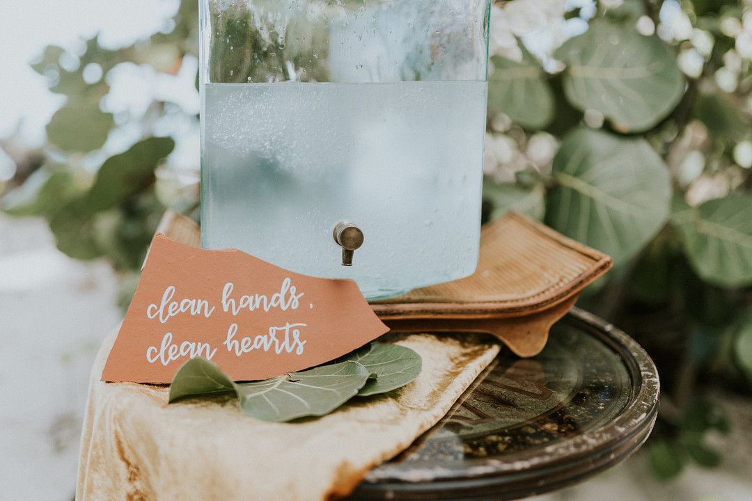 Terra Cotta Inspired Styled Shoot