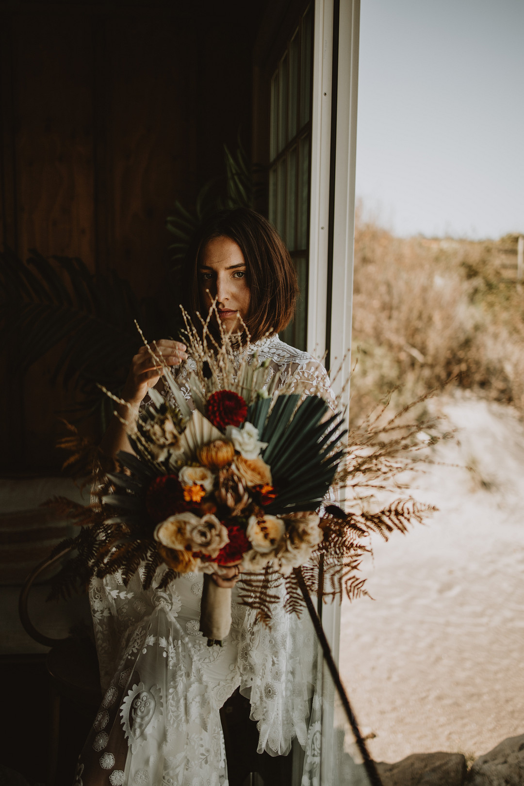 Surfing Inspired Elopement