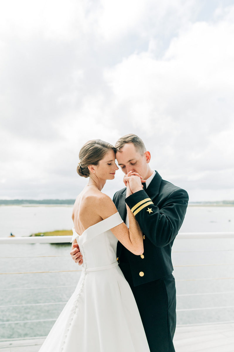 Military Wedding at Lesner Inn Catering Club