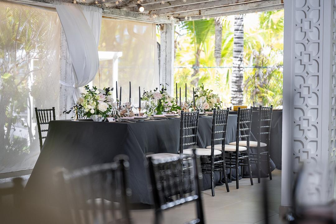 Rock & Roll Destination Wedding in Dominican Republic