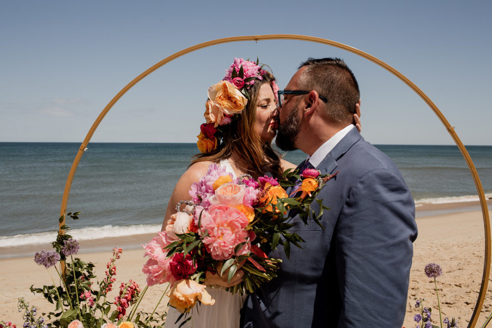 Chic Elopement In The Outer Banks