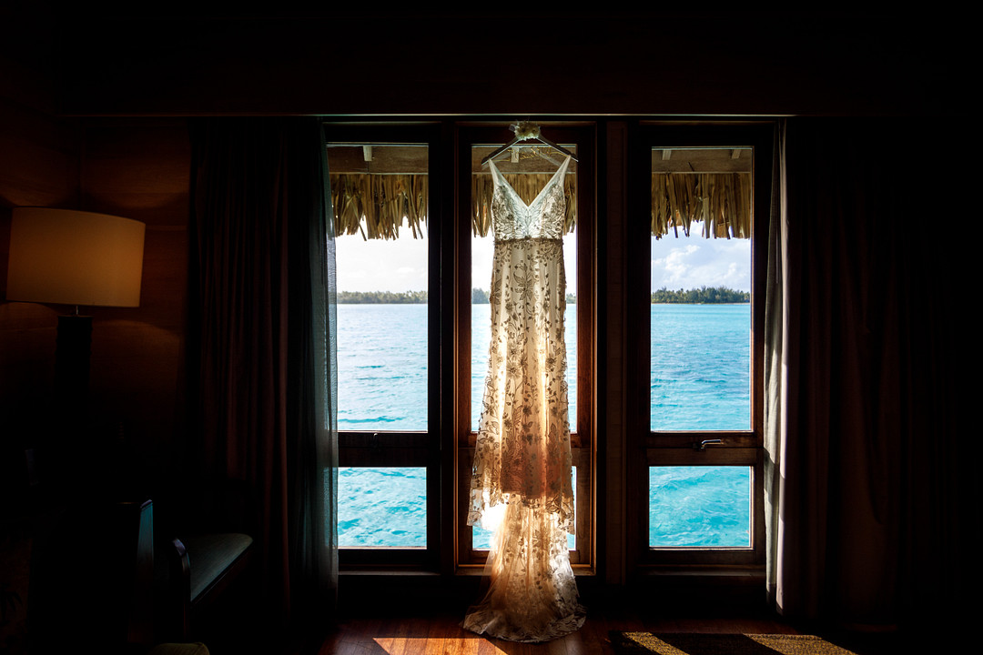 Bold and Breathtaking Bora Bora Elopement